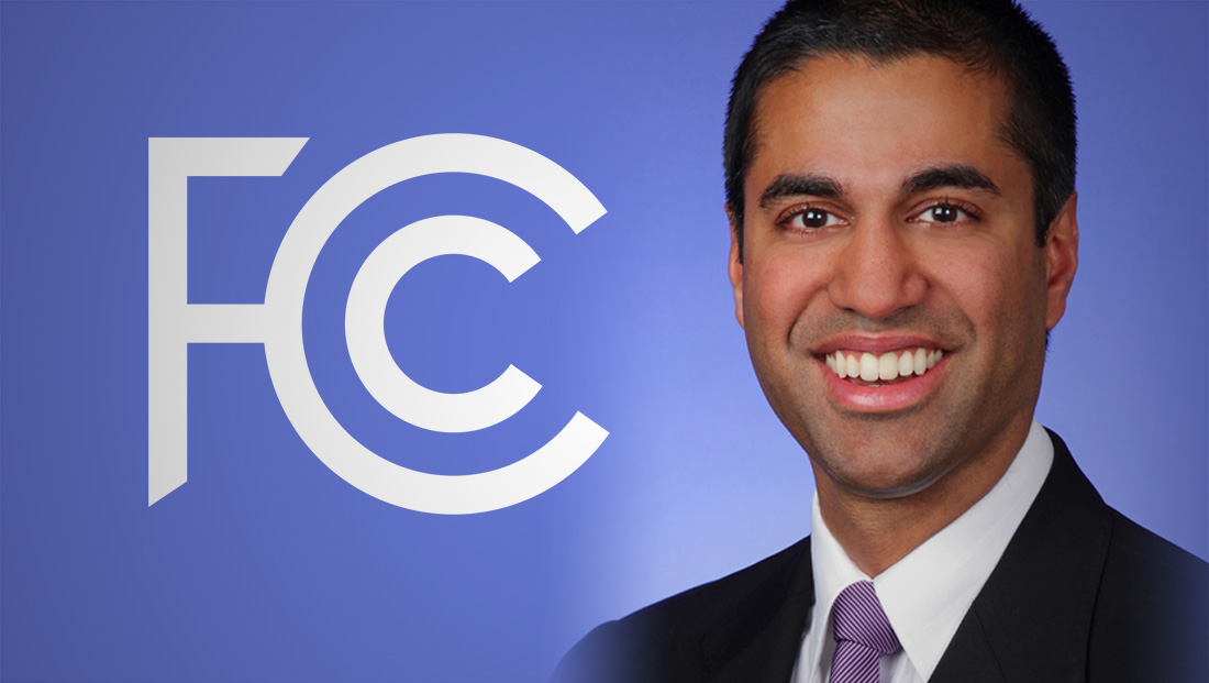 FCC chief Ajit Pai is officially gone