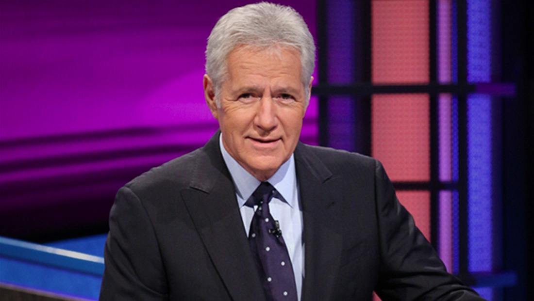 Alex Trebek shares a health setback with fans