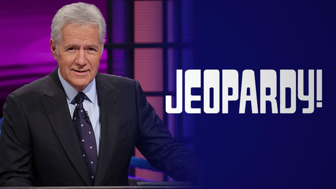 'Jeopardy!' dives into its vault for four weeks of programming