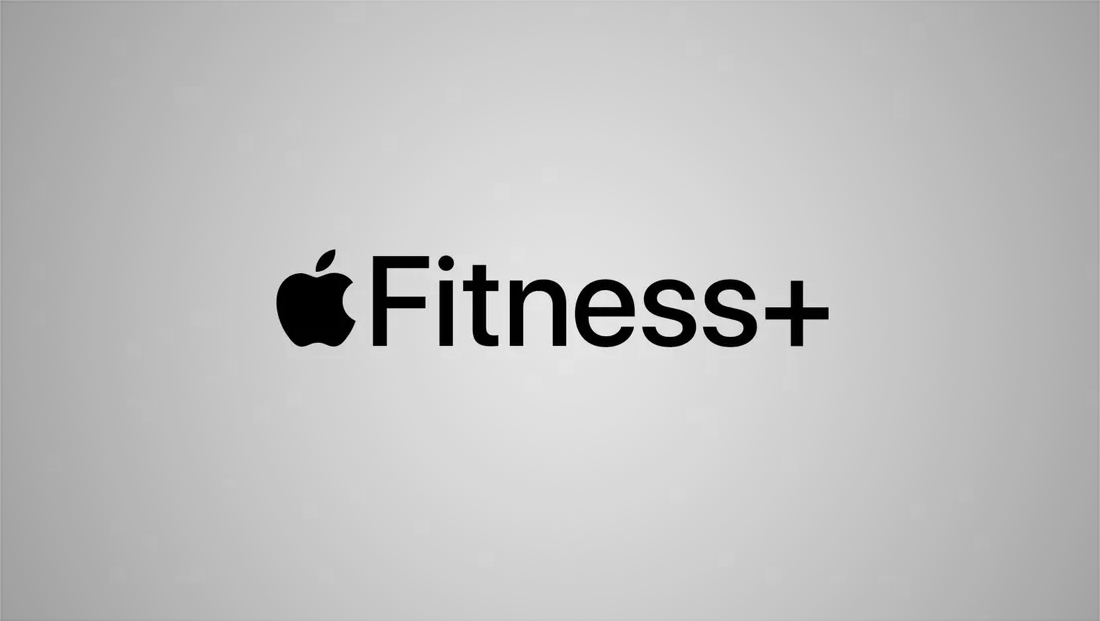 Apple introduces Fitness+ logo design