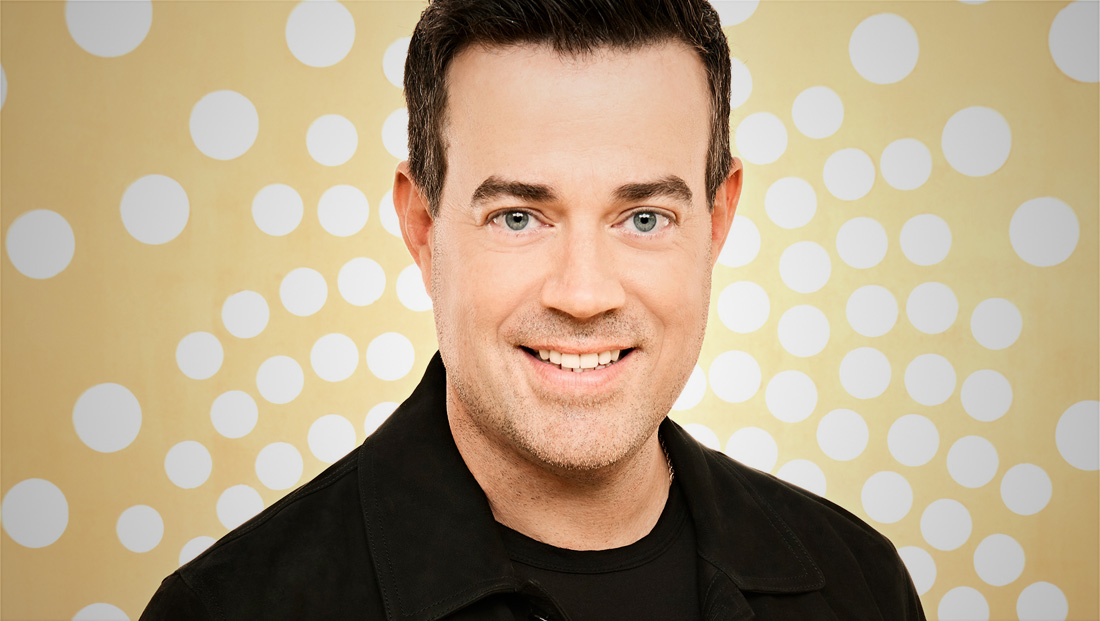 Carson Daly gives himself a haircut on 'Today'