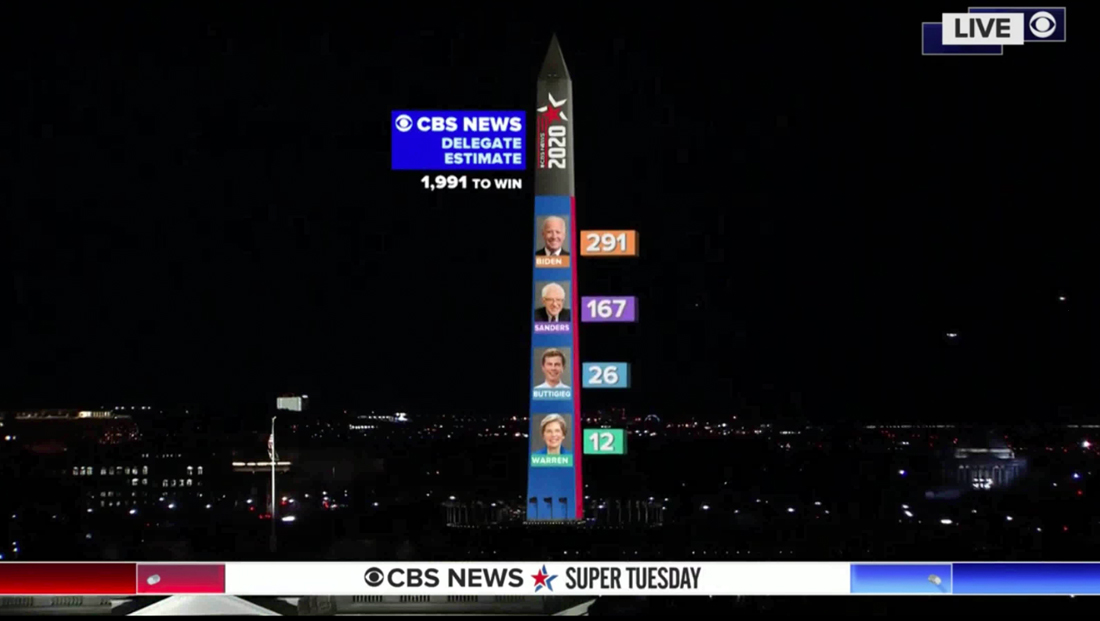 CBS AR Washington Monument graphic was cool to look at — but confusing