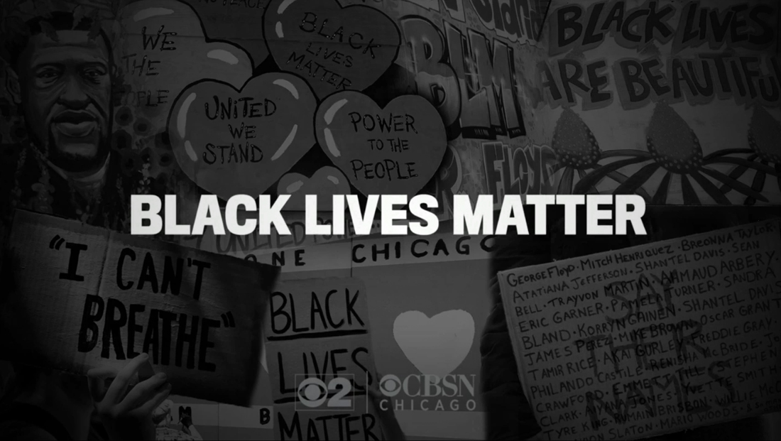 CBS owned stations air 'Black Lives Matter' promo