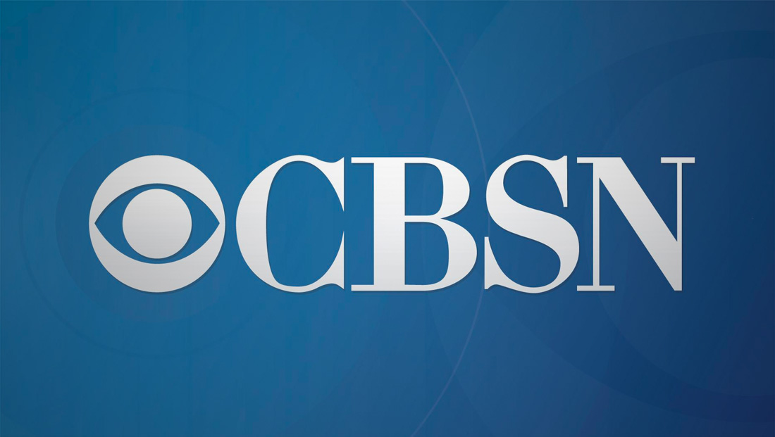 CBSN's national feed returns with its own content after coronavirus forced it from its home