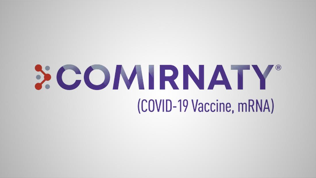 Pfizer-BioNTech picks bizarre brand name for its COVID vaccine