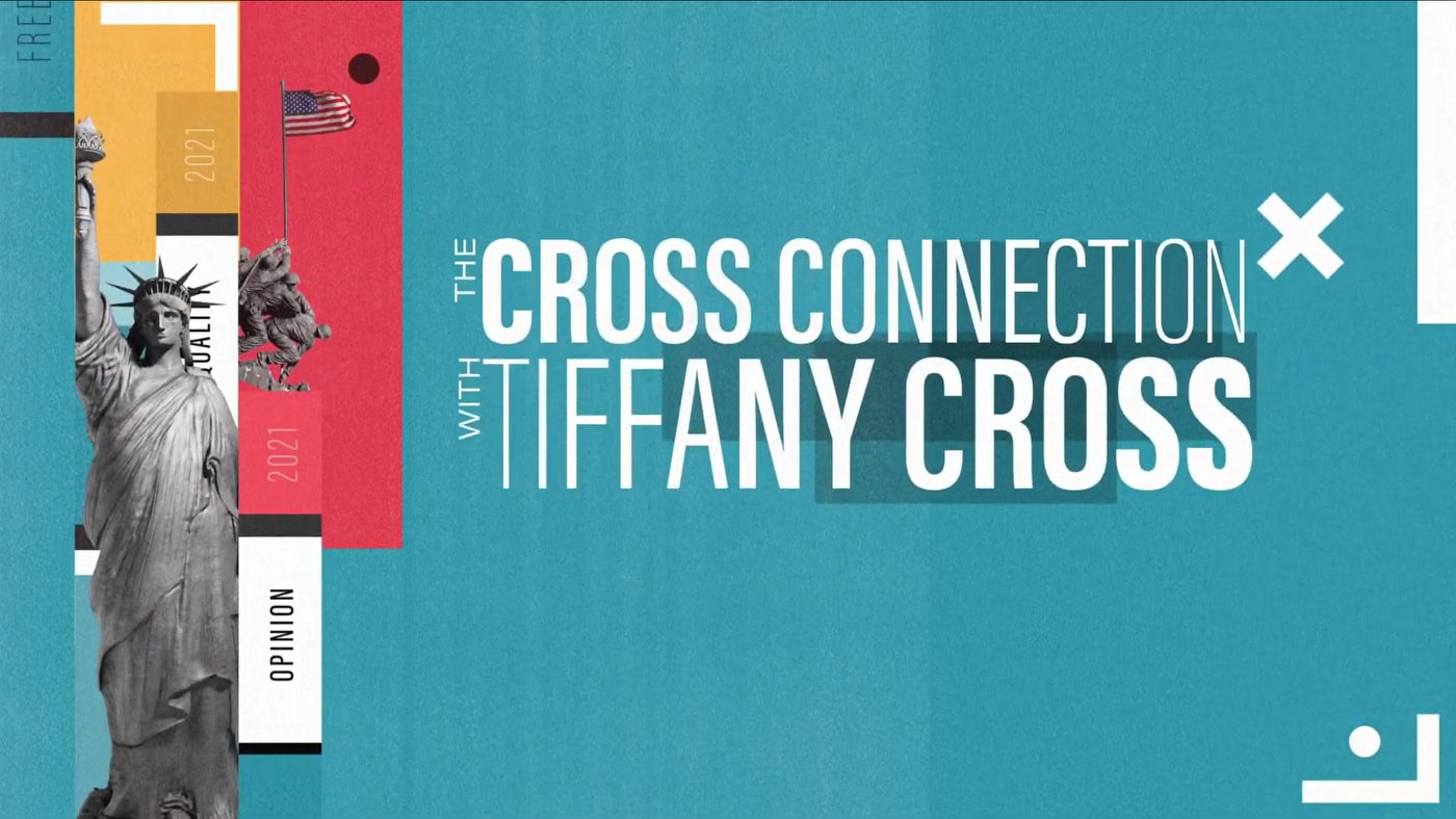 MSNBC's 'Cross Connection,' 'Sunday Show' fill screens, video walls with colorful graphics