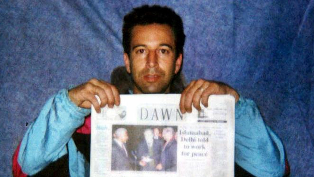 Pakistan's top court frees men convicted of kidnapping and murdering Daniel Pearl