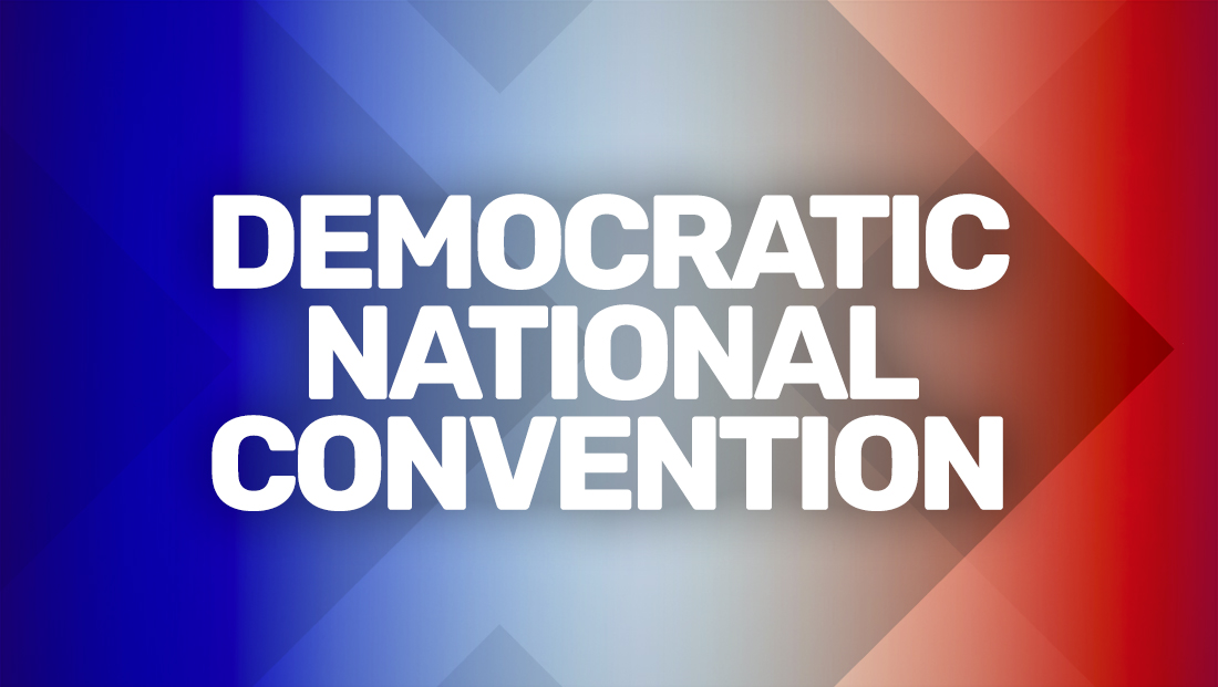 Watch how each of the 'big three' networks opened convention coverage Aug. 18
