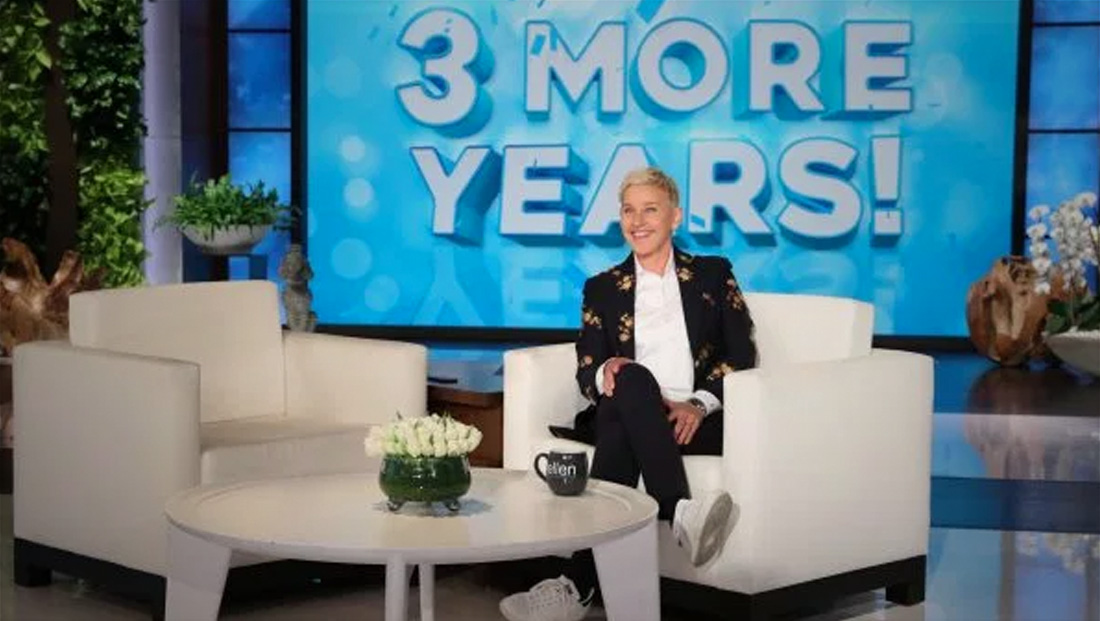 Report: 'Ellen DeGeneres Show' ending after 19 seasons
