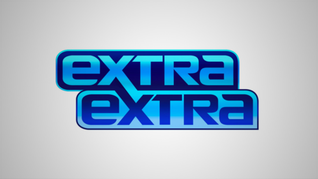 The new 'ExtraExtra' logo design gives you twice what you asked for