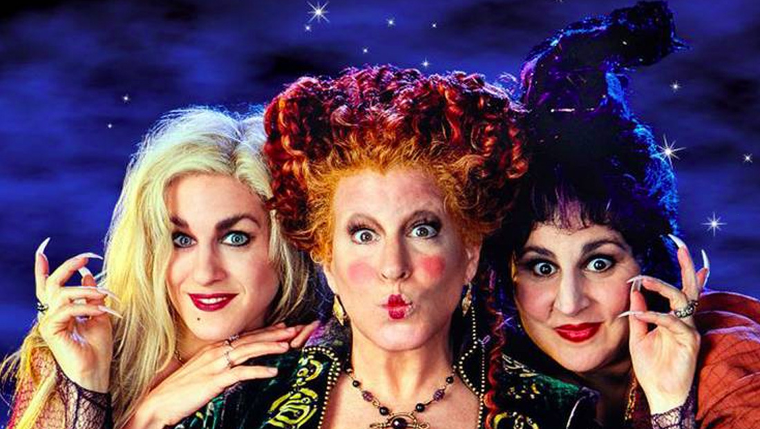 This network is airing 'Hocus Pocus' 28 times before Halloween
