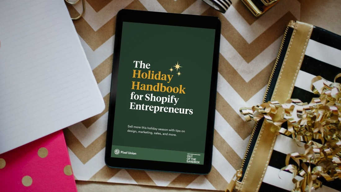 Free 'Holiday handbook for Shopify Entrepreneurs' released