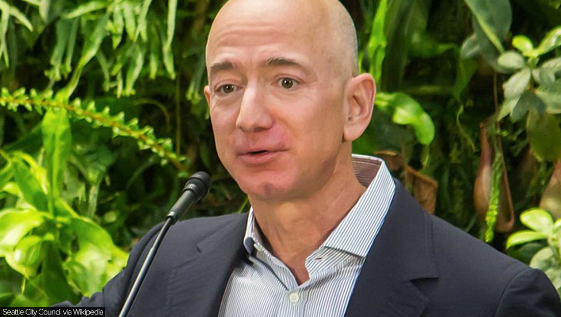 Bezos 'happy to lose' customers angered by 'Black Lives Matter'