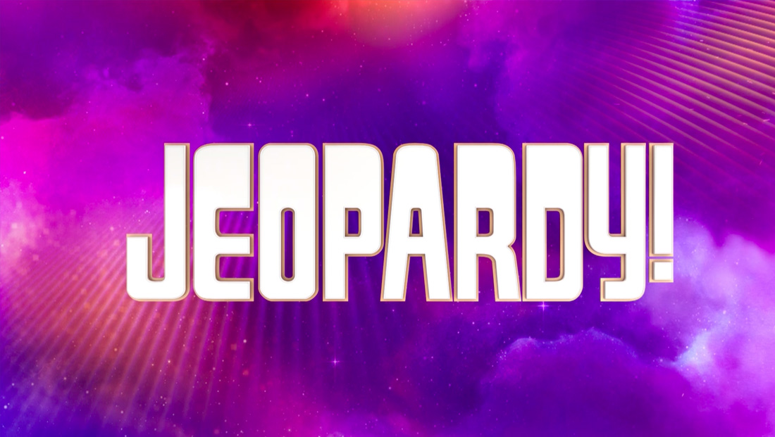 Sting creates rendition of 'Jeopardy!' think music after appearing in a category about himself