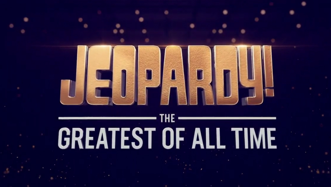 'Jeopardy!' re-airing 'Greatest of All Time' tournament