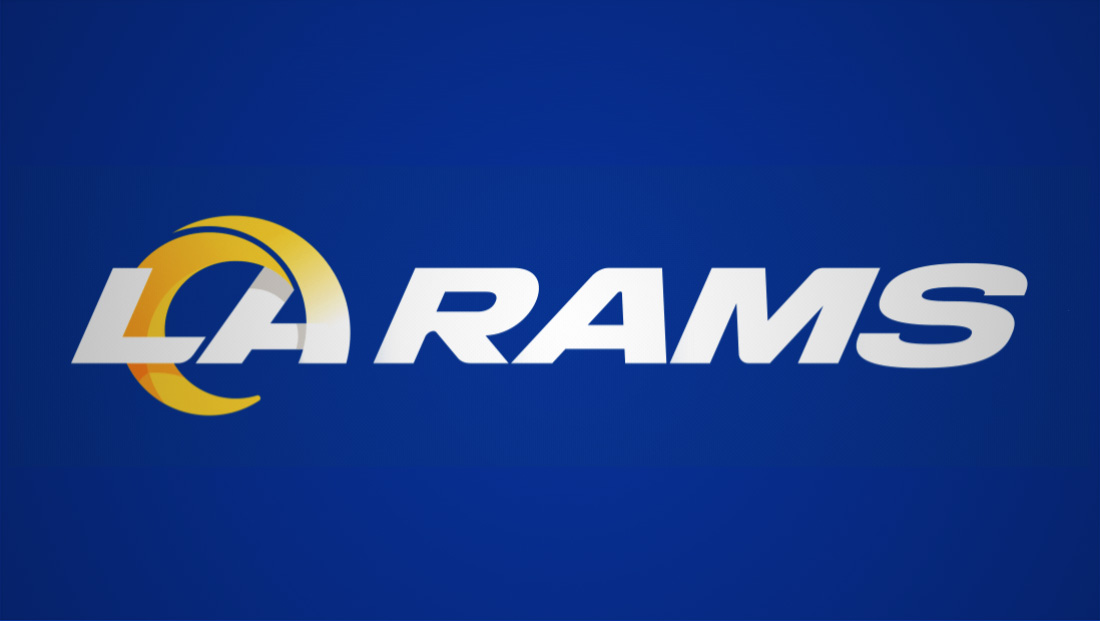 Los Angeles Rams unveils new logo, colors