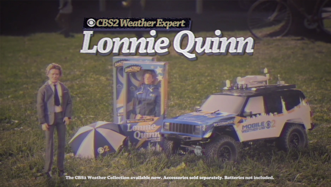 CBS N.Y. gets in on the fun with Lonnie Quinn action figure promo