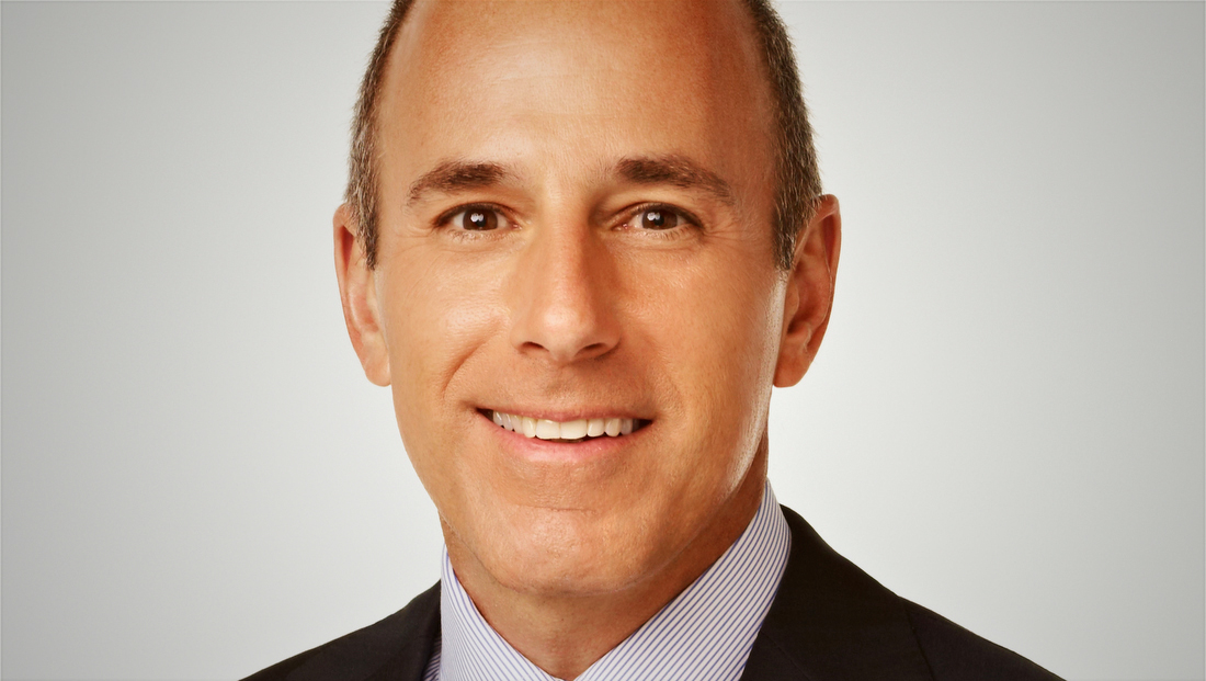 Matt Lauer wants to do a 'big TV interview' after sexual misconduct scandal