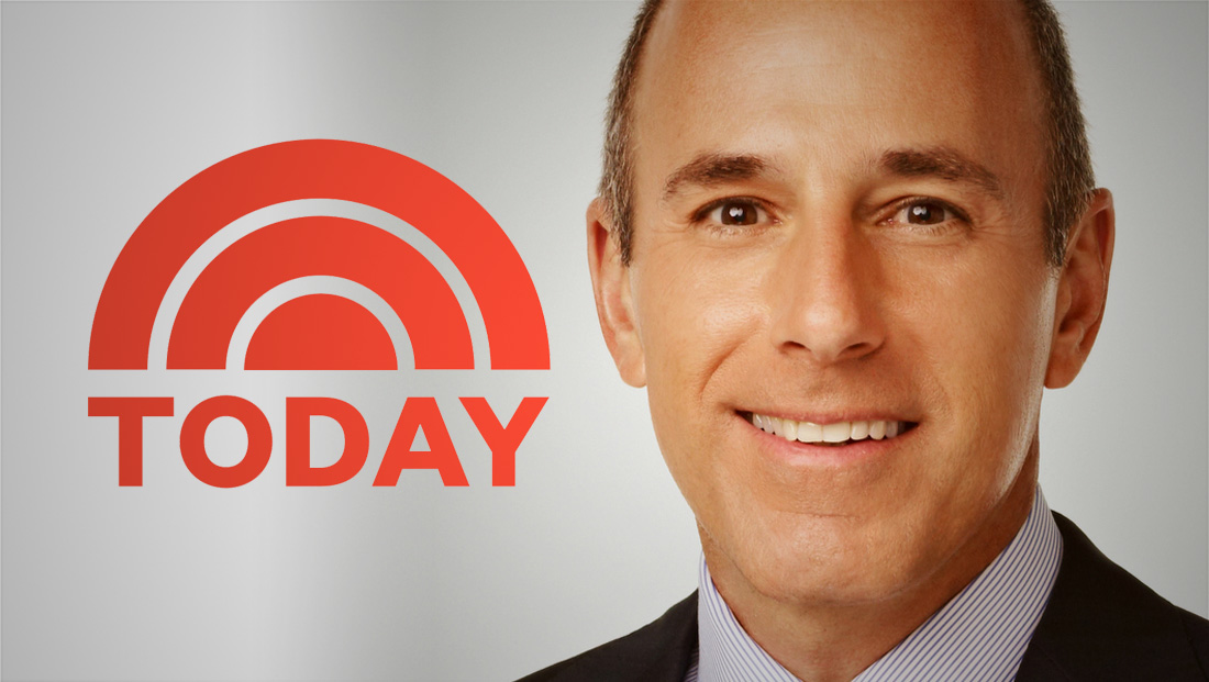 Matt Lauer debuts arm tattoo about hatred