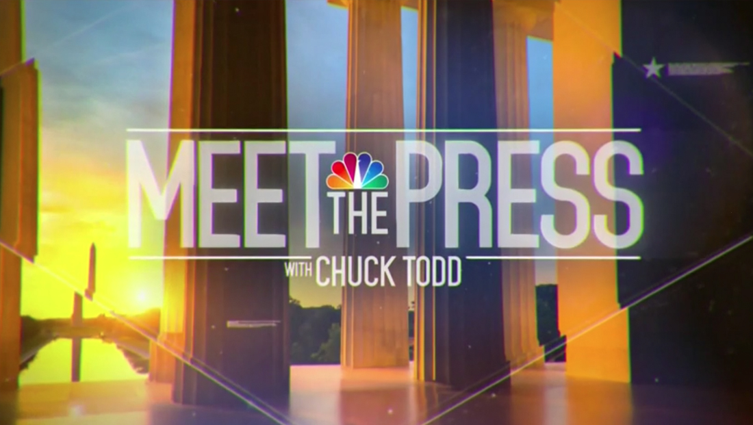 'Meet the Press' debuts new set