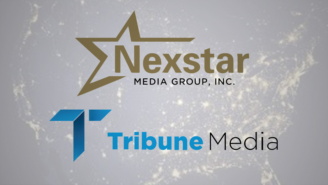 Who's buying the 19 stations Nexstar-Tribune has to divest from?