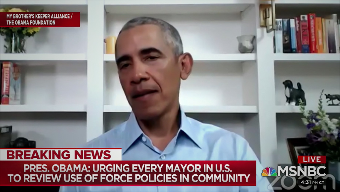 Fox doesn't carry Obama's live stream