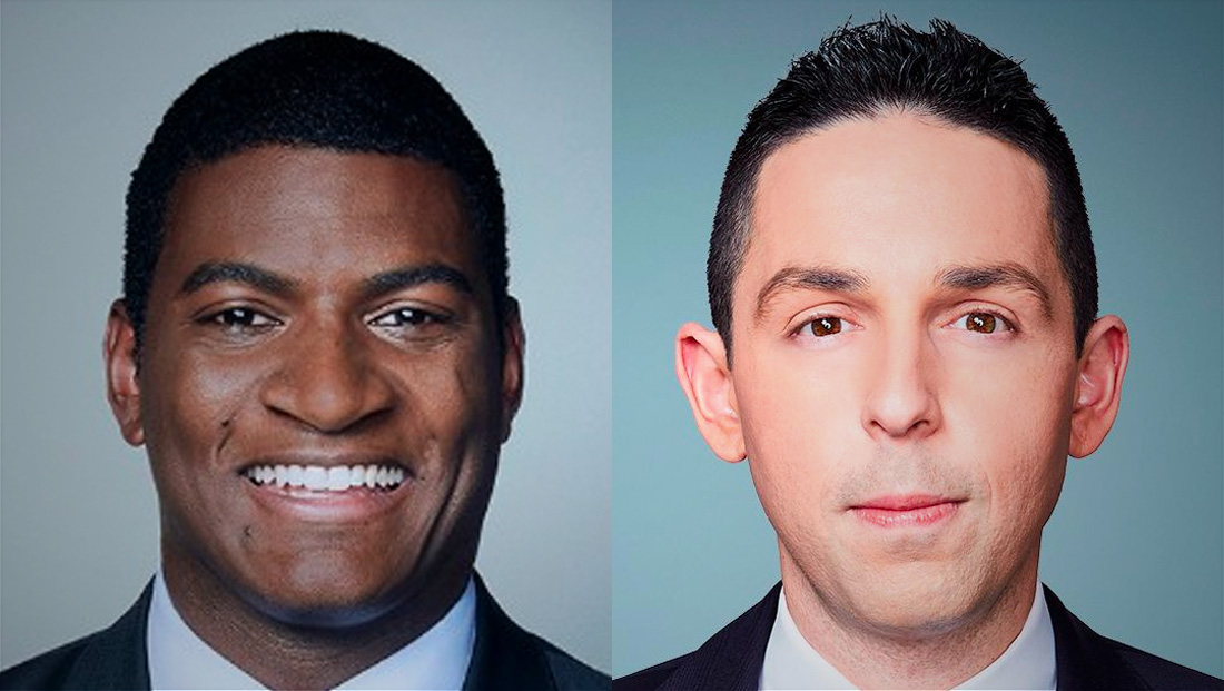 White CNN correspondent says he was treated differently than colleague Omar Jimenez, who is black and Latino