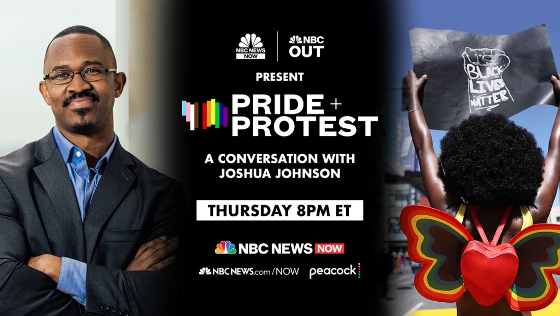 NBC News Now plans 'Pride and Protest' streaming special
