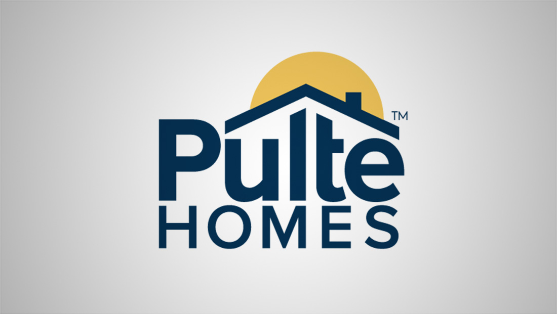 Pulte Homes builds redesigned logo