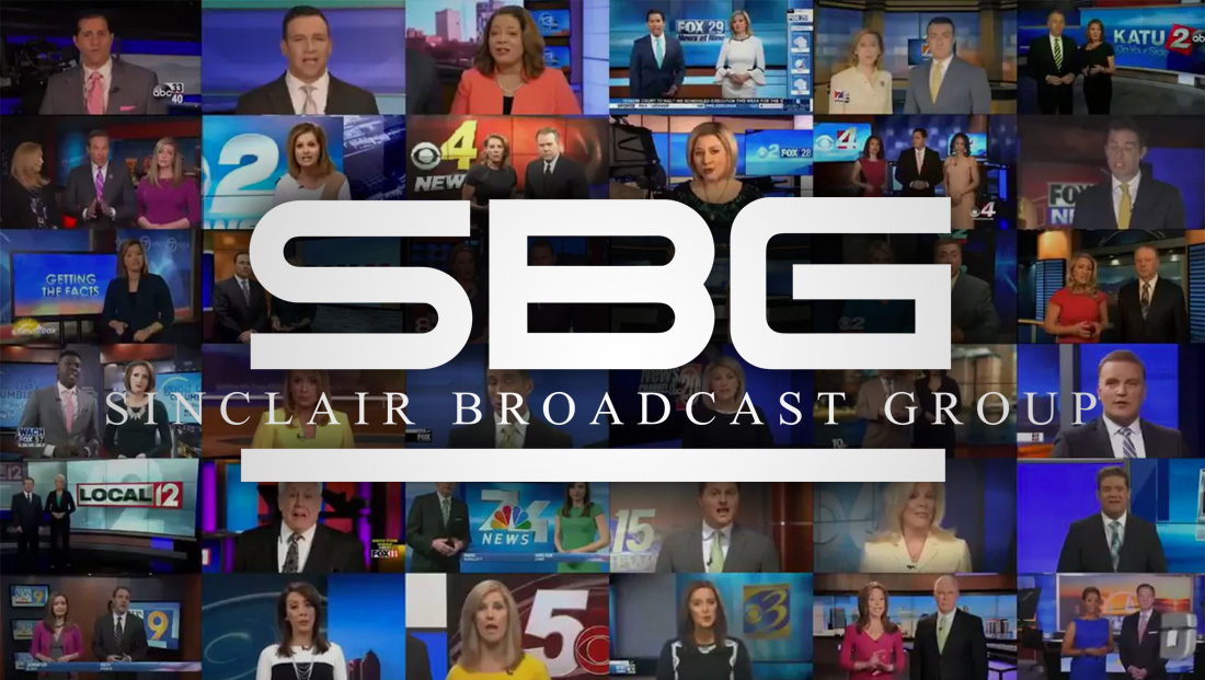 Sinclair, one prepared to blame coronavirus on conspiracy theories, say it's cutting 5% of its workforce due to pandemic