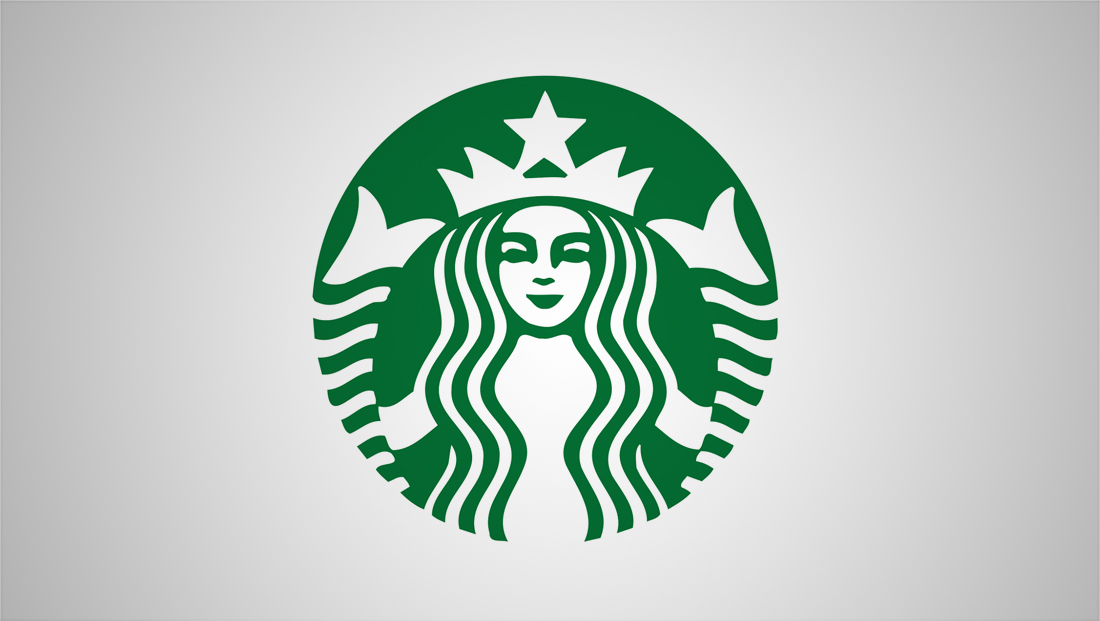 Starbucks shares its new branding strategy with the world