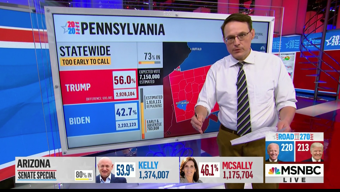 NBC's khaki-wearing data king Steve Kornacki will spread his wings in a new deal