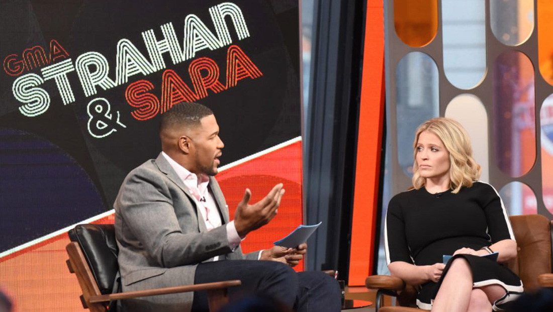 'GMA' anchor Michael Strahan reportedly tests positive for COVID