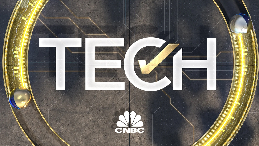 Watch: Promo for CNBC's 'TechCheck'