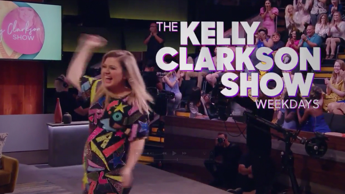 'Kelly Clarkson,' 'Tamron Hall' open strong