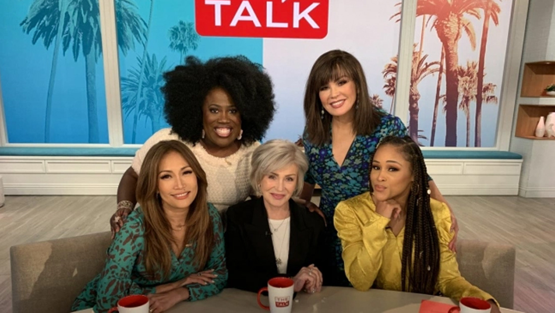'The Talk' names two new co-hosts for 2021