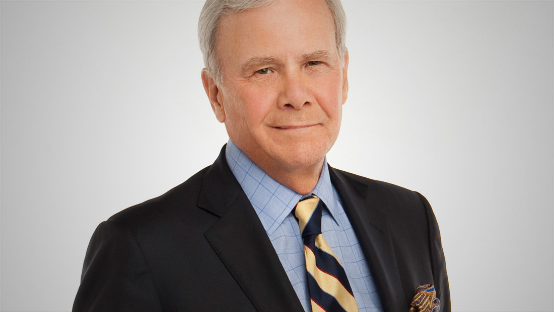 Tom Brokaw retires from NBC News