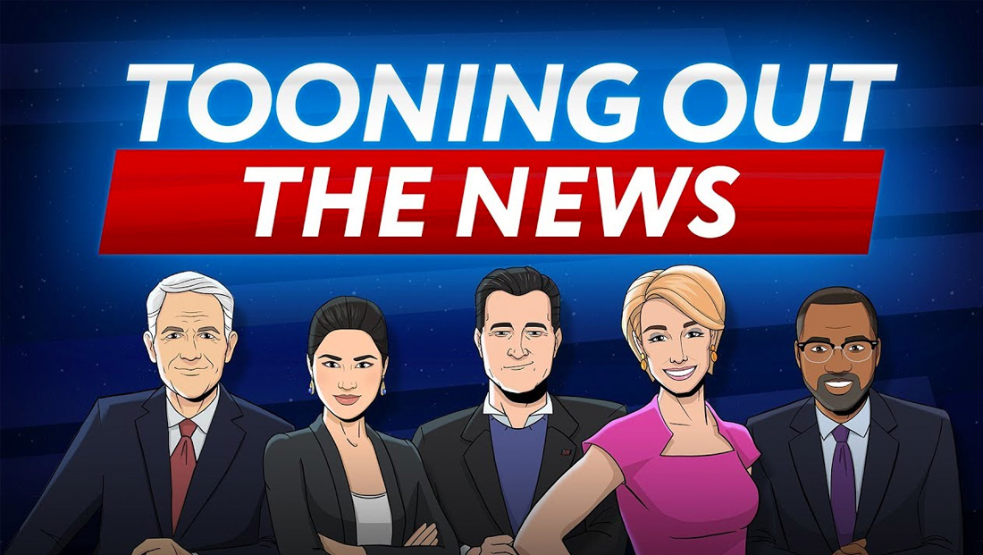 'Tooning Out the News' gets new premiere date