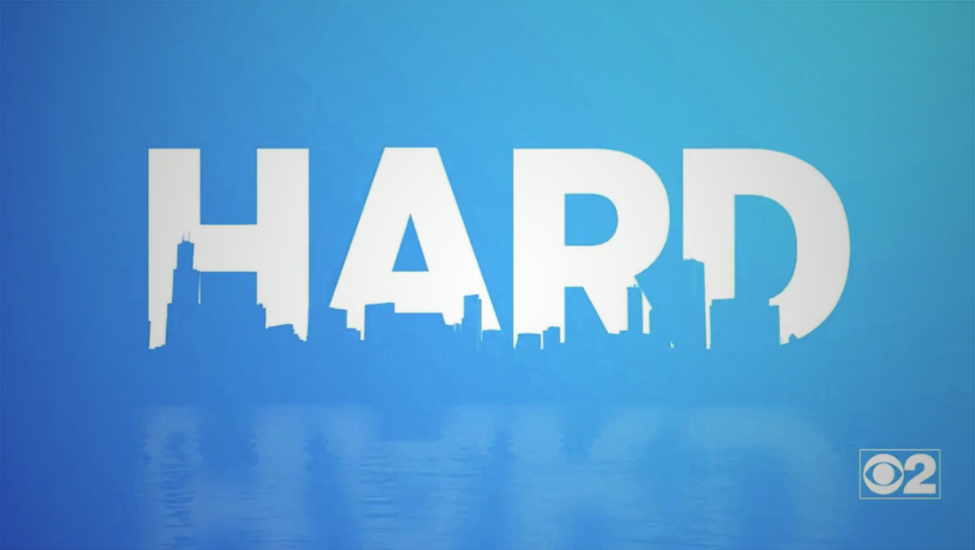 Chicago morning news promo emphasizes how 'hard' newsgathering is