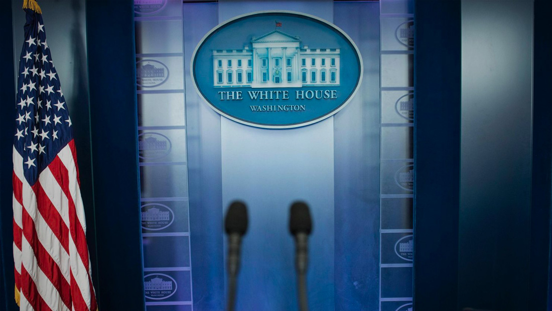For journalists covering Trump, the new reality at the White House