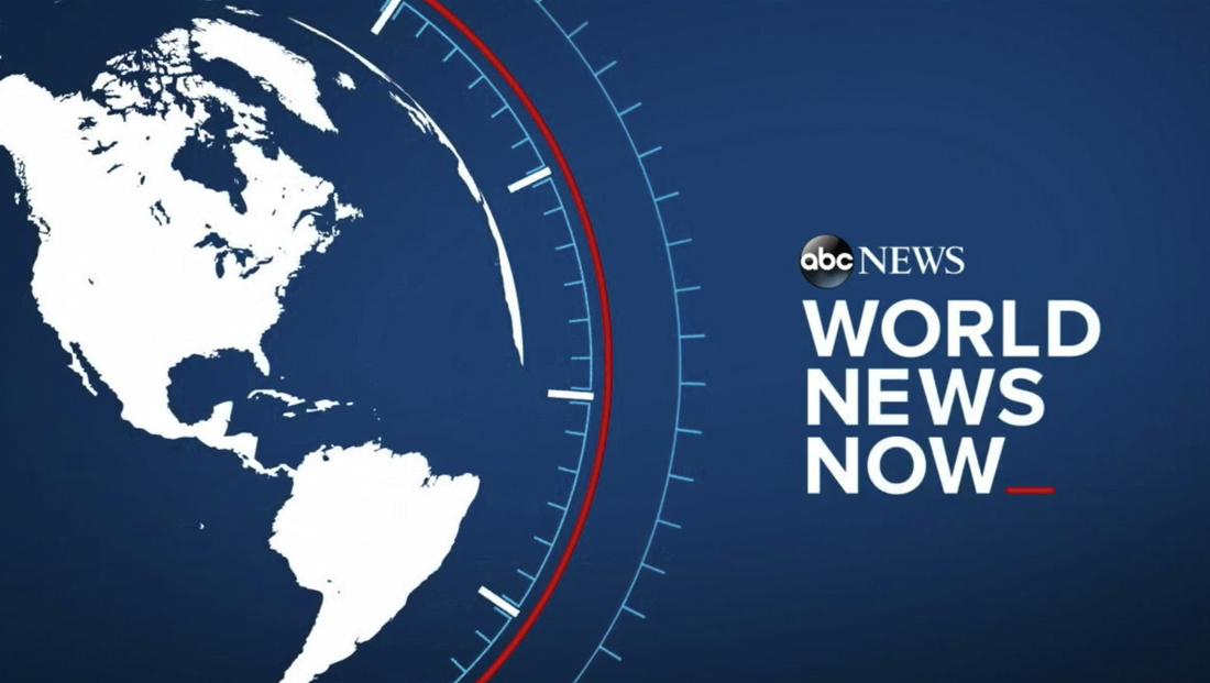 'ABC World News Now' names new co-anchor as Kenneth Moton moves to D.C.